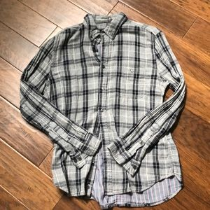 7 for all mankind button down shirt.